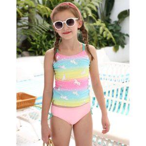 Bade Mode für Mädchen