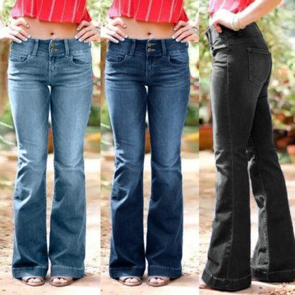 Jeans Plus Größen Sexy Lässig Jeans