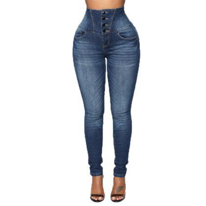 Frauen Plus Größe Jeans