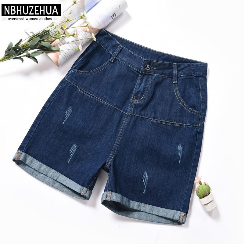 Großen Größe Capri Sommer Hosen Jeans XXXXL 5XL 6XL 7XL ...